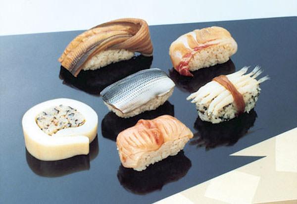 江戸時代の寿司を再現