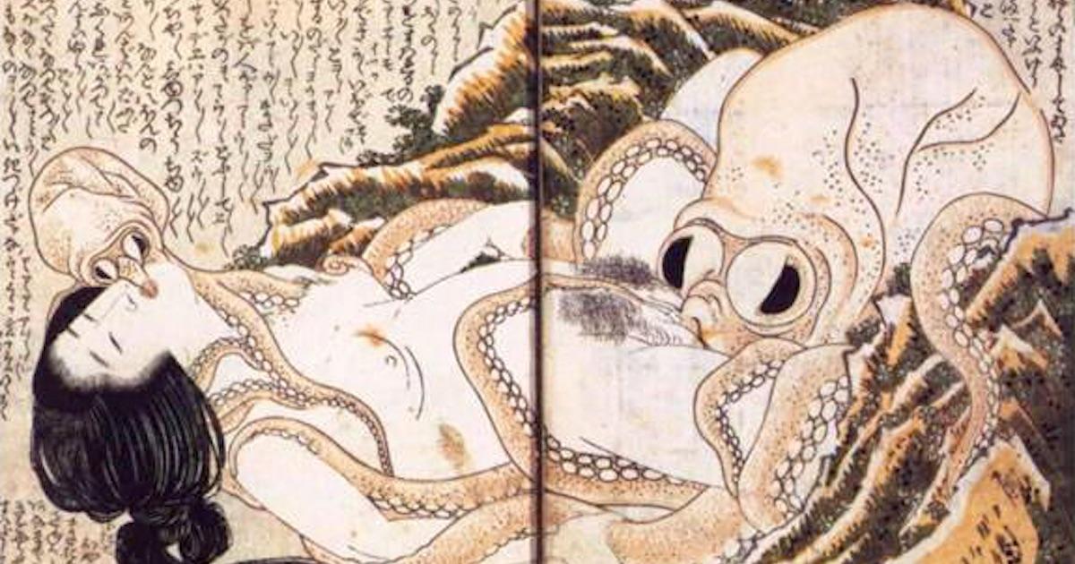 【展覧会で話題】あの浮世絵師たちが描いた春画は、性と笑いの傑作だった【10選】