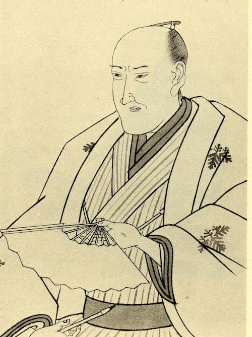 式亭三馬(江戸時代の人気作家)