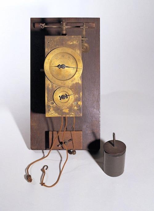 垂揺球儀(江戸時代の精密時計)