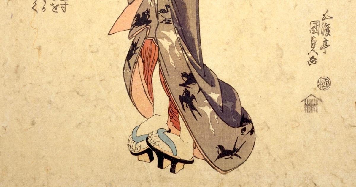 下着を着けなかった江戸時代の女性。生理になったときの驚きの処理方法とは