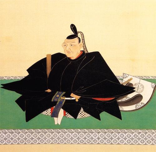 徳川吉宗の肖像画