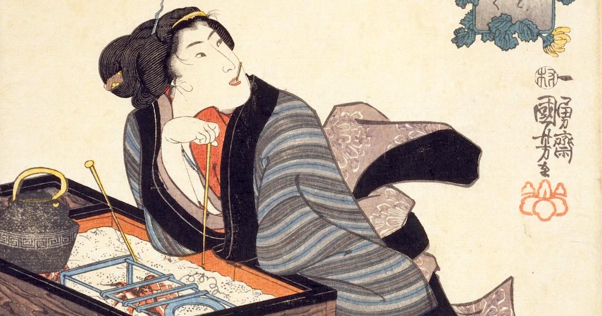 江戸時代はミニ氷河期で極寒だった! 暖房家電もなく庶民はどうやって寒さをしのいだ?