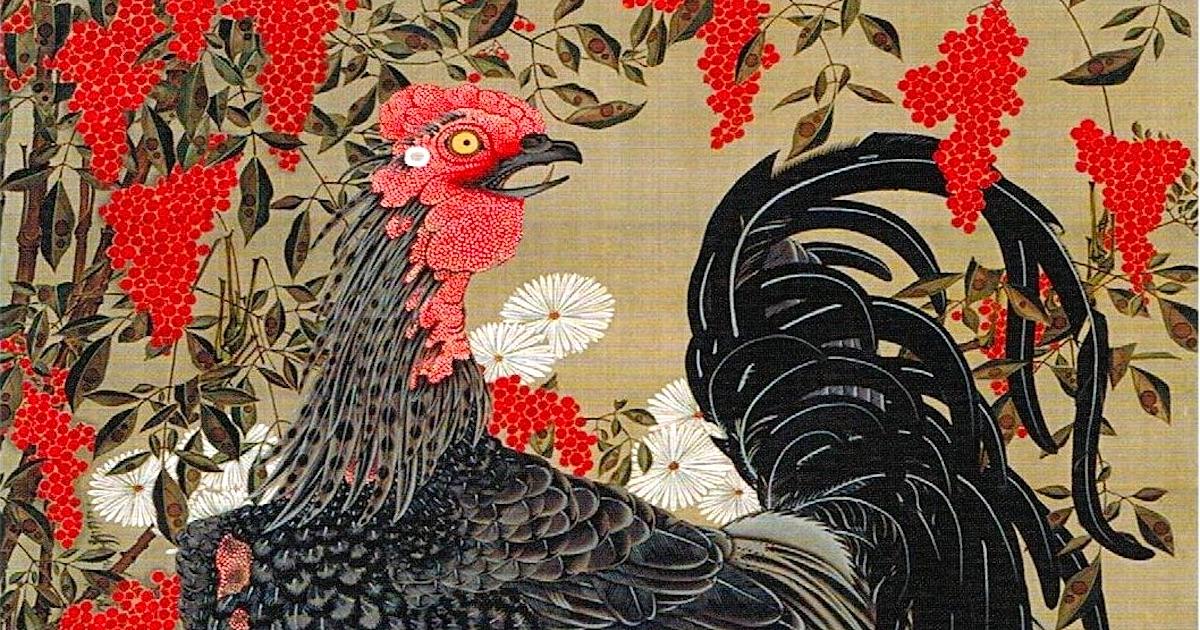 浮世絵だけじゃない!江戸時代の傑作絵画が想像以上で驚がくする|厳選42枚