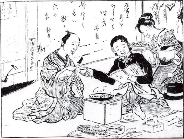 『安愚楽鍋(あぐらなべ)』(仮名垣魯文 著)