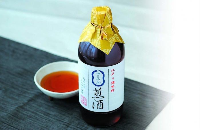 煎酒(江戸時代の刺身調味料)