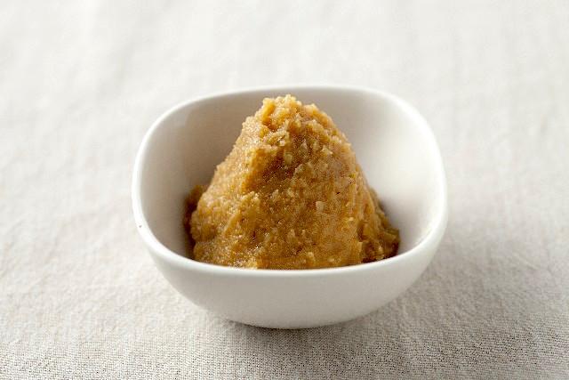 江戸時代は蕎麦のつゆに、「たれみそ」が使われていた