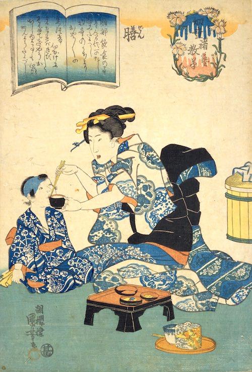 江戸時代の食生活