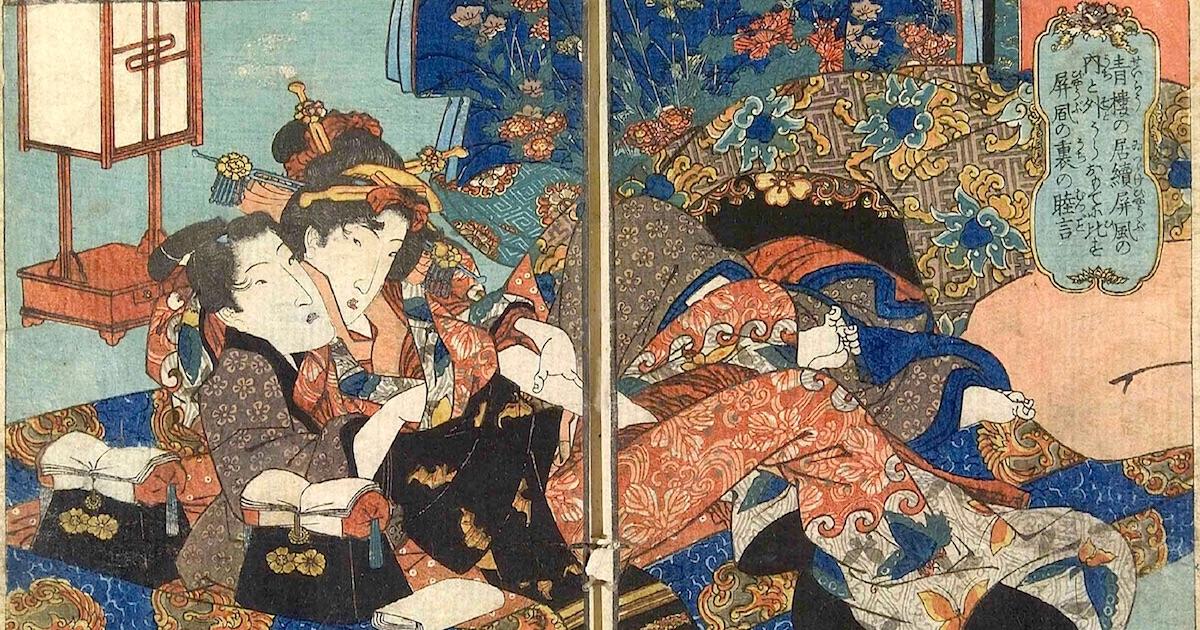 梅毒に感染も。江戸時代における遊女の一生が過酷すぎる【画像あり】