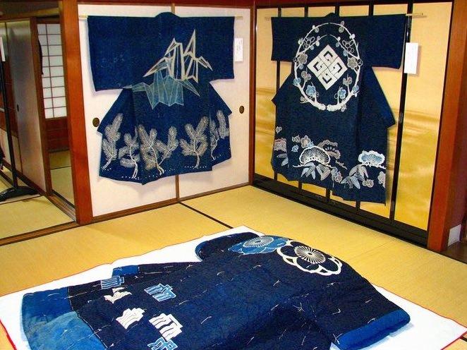 加賀藩で使われていた夜着