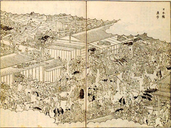 『江戸名所図会』(斎藤長秋・莞斎・月岑 作/長谷川雪旦 画)