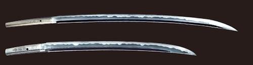 源清麿の最高傑作といわれる太刀と脇差