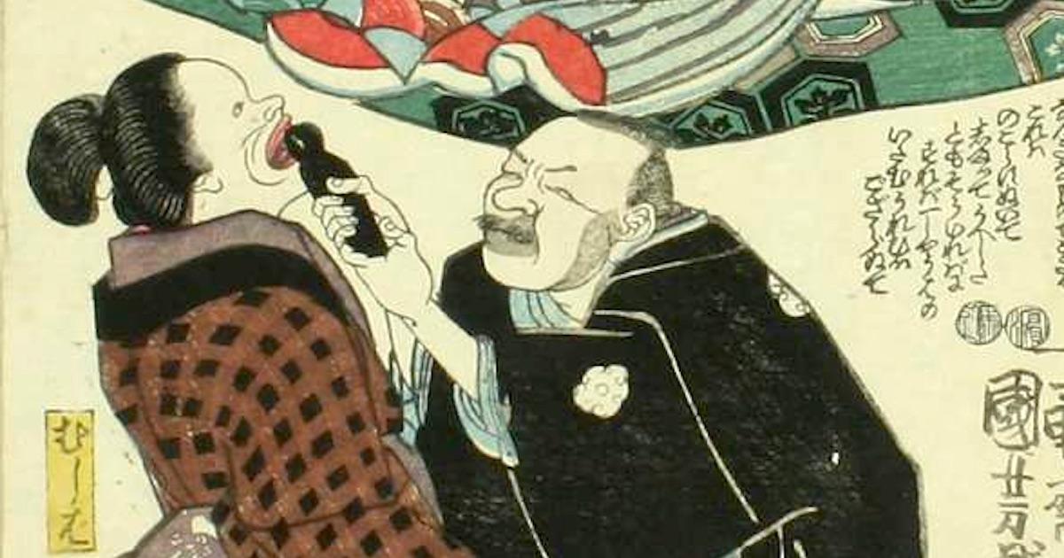 昔の人は虫歯になったらどうしてた?江戸時代の虫歯治療法が壮絶だった