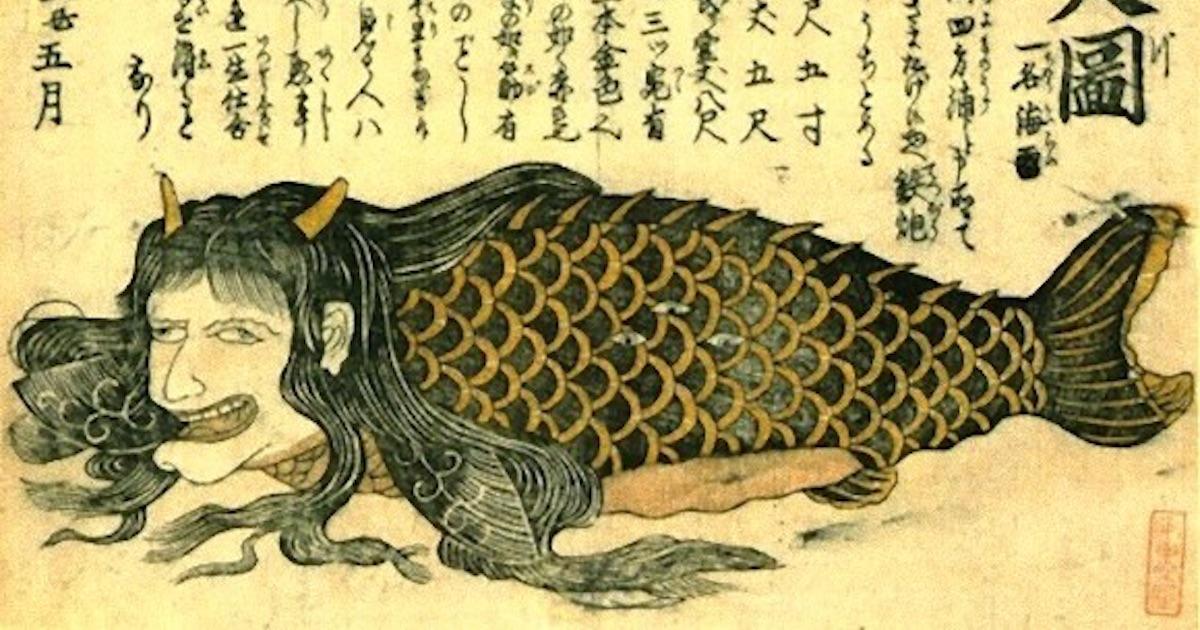 【画像あり】江戸時代の見世物小屋は謎の生物、巨大細工や曲芸など何でもありだった!
