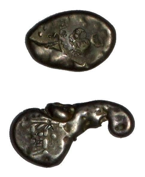 豆板銀(江戸時代の銀貨)