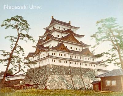 名古屋城の古写真