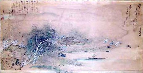 坪井杜国が隠れ住んでいた保美村の家