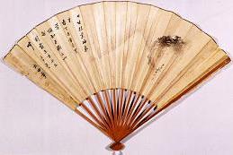『富嶽図』は葛飾北斎が絵を描き、大田南畝が賛を描いたコラボ作品