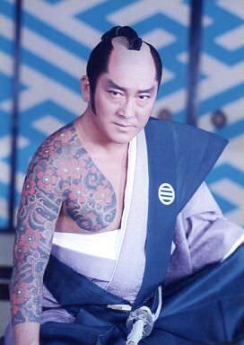 松方弘樹演じる遠山の金さん