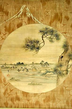『江戸近郊図』(江戸時代後期)