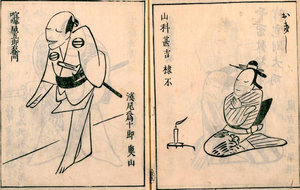 『絵本水や空』の3(耳鳥斎 画)の拡大画像
