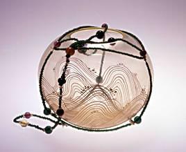 江戸時代の金魚玉(1820年)