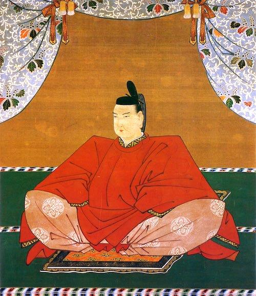 一条天皇の肖像画