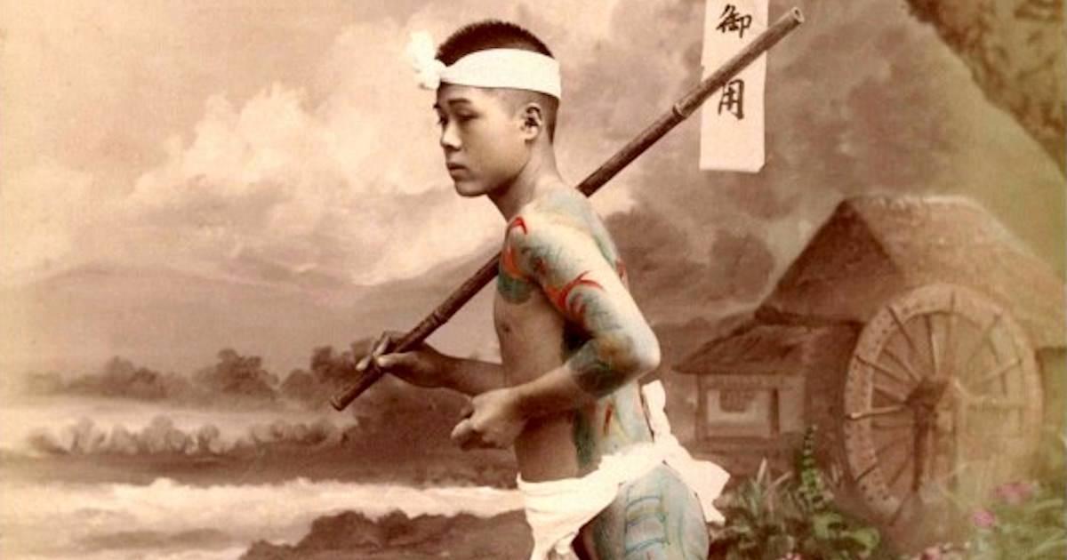江戸時代の刺青を徹底紹介!罪人に彫られた入墨刑が恥ずかし過ぎる