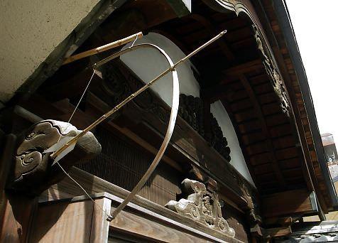 江戸時代の風呂屋の看板