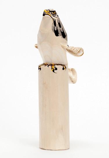 お鷹ぽっぽ(米沢名物の工芸品)