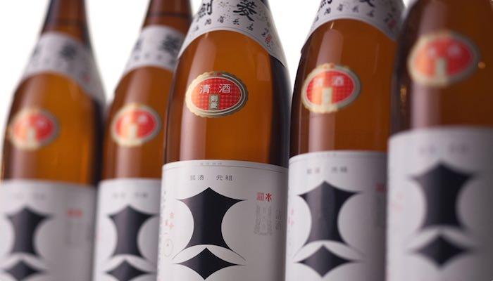 伊丹の名酒「剣菱」