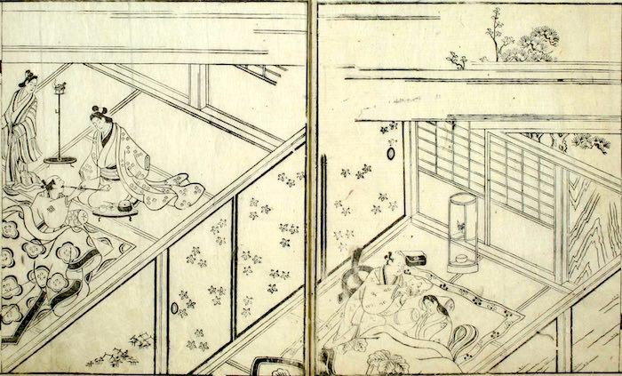 『好色一代女』(井原西鶴 作)の主人公の遊女時代