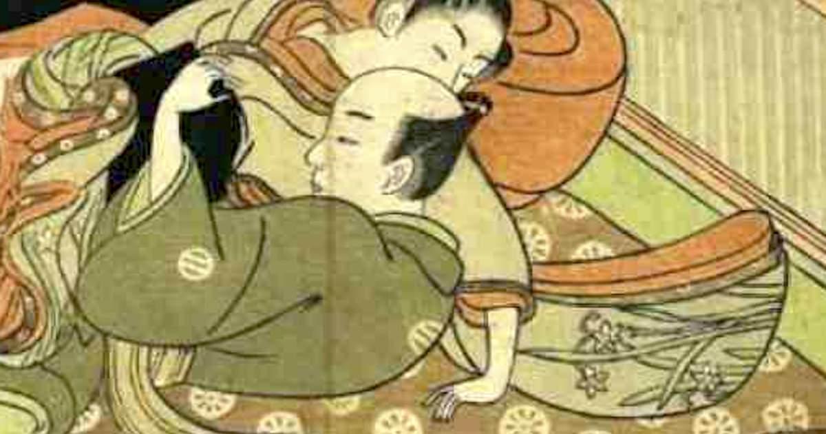 美少年による売春が流行。江戸時代の男色の実態はハードだった【おもな客は僧侶】
