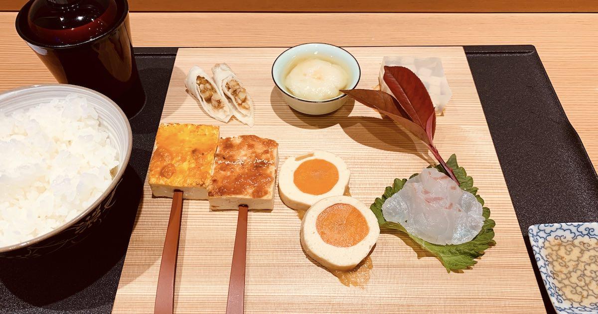 江戸時代の再現料理が想像以上に美味だった