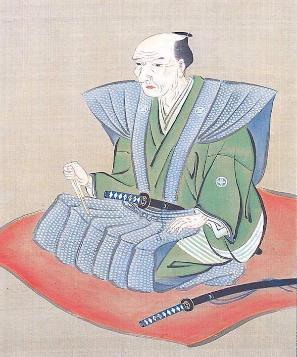 伊能忠敬の肖像画