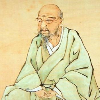 伊藤若冲の肖像画
