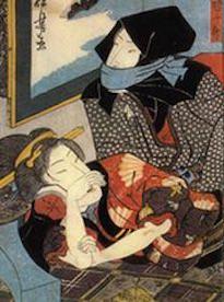 葵小僧、長谷川平蔵と老中の専断で捕縛後10日ほどで獄門にかけられるの詳細