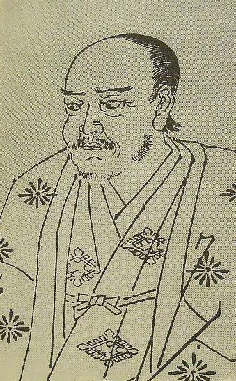 柳生十兵衛の肖像画