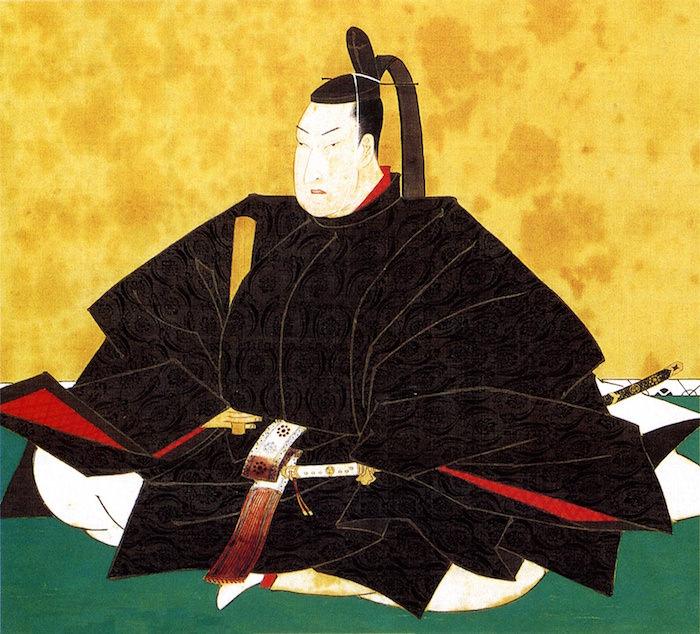 徳川綱吉の肖像画