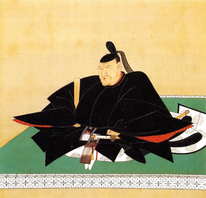 徳川家重の肖像画