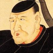八代将軍・徳川家重の肖像画