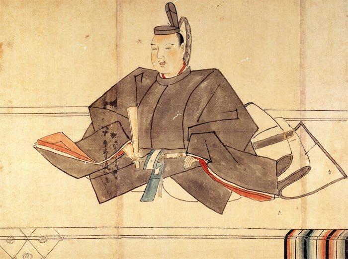 徳川家宣の肖像画