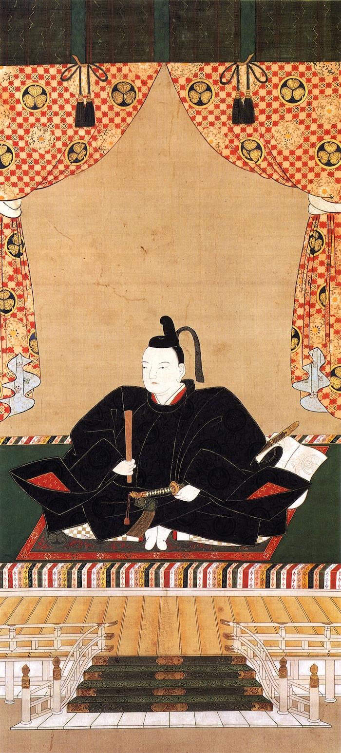 徳川家継の肖像画