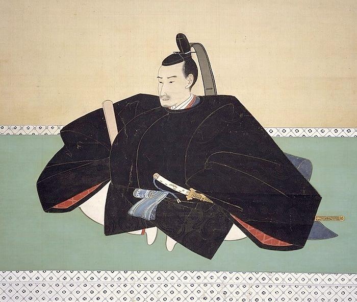 水野忠邦の肖像画