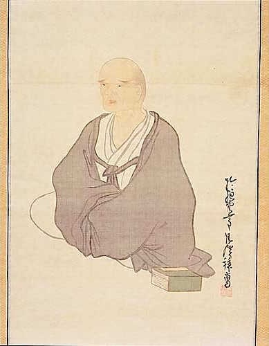 与謝蕪村の肖像画
