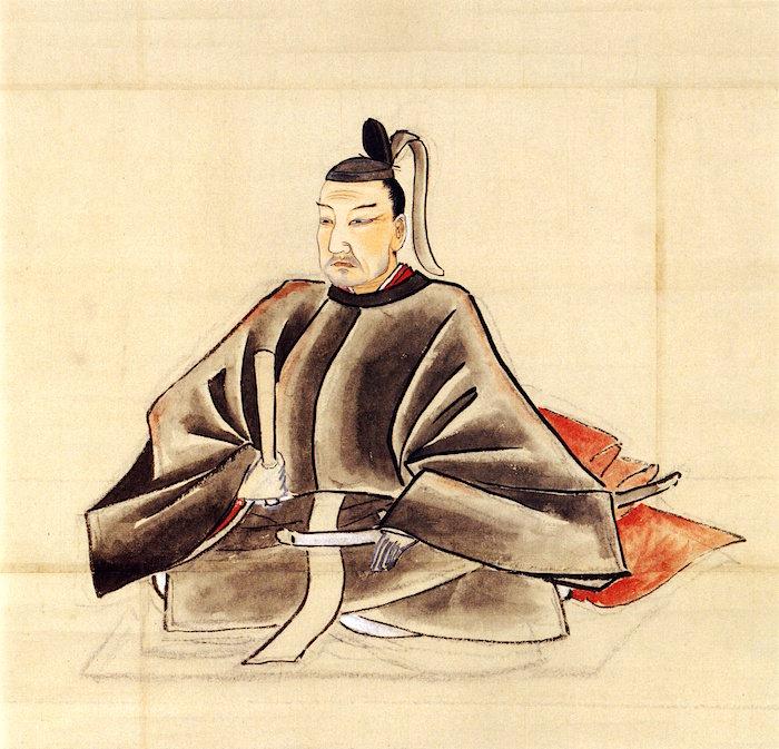 徳川家治の肖像画