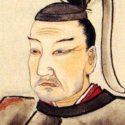 九代将軍・徳川家治の肖像画