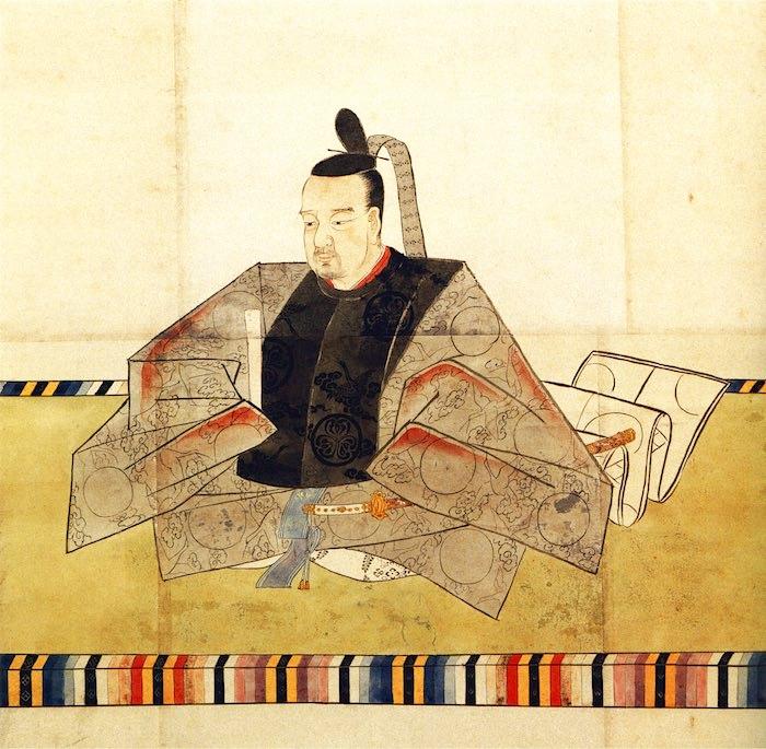 徳川家斉の肖像画