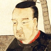 十代将軍・徳川家斉の肖像画