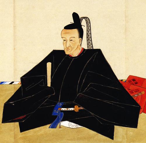徳川家慶の肖像画